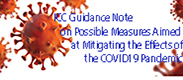 ICC Guidance Note on Possible Measures Aimed at Mitigating the Effects of the COVID-19 Pandemic